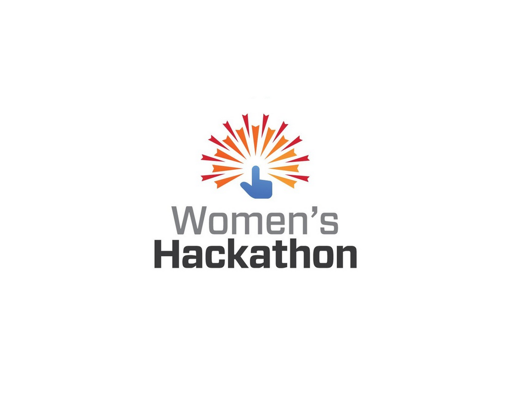 Women hack logo